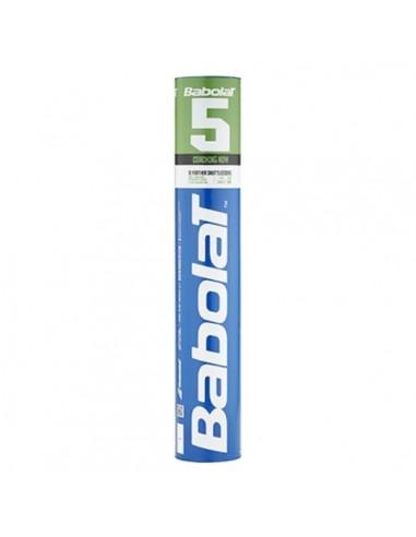 Babolat Feather badminton shuttles 5
