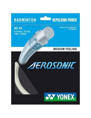 CORDAGE DE BADMINTON YONEX BG AEROSONIC