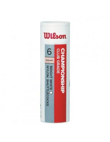 Volants de badminton Plastique Wilson...