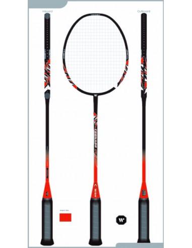 WISH TORNADO 171 3U Badminton Racket
