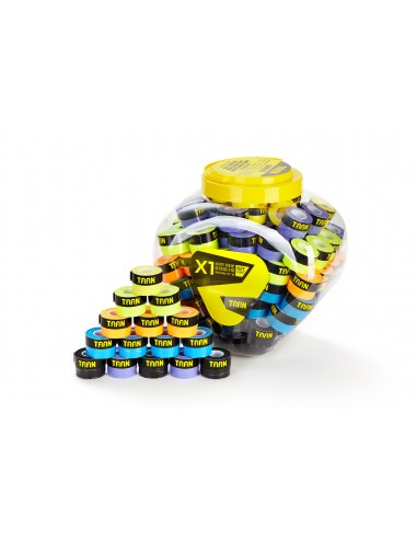 TAAN SURGRIP X1 MULTICOLOR (120 PIECES)