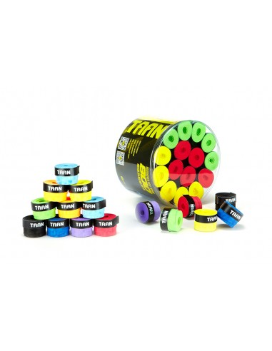 TAAN GRIP TW-800 MULTICOLOR (60 PIECES)