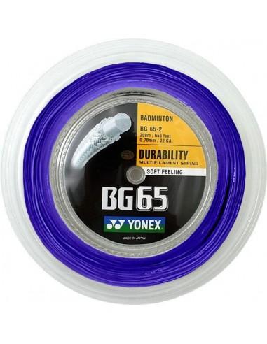 Cordage de badminton Yonex BG65