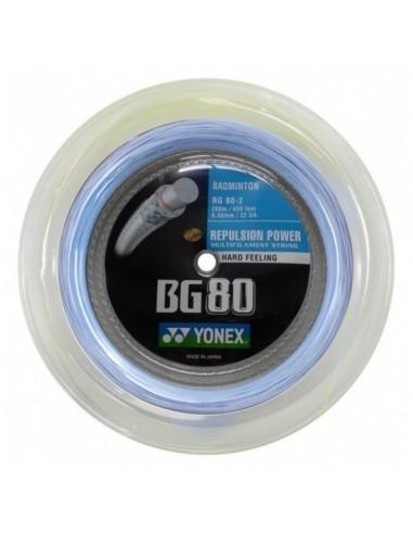 Cordage de badminton Yonex BG80...