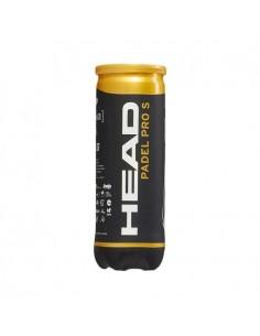 HEAD PADEL PRO S 3 BALLES
