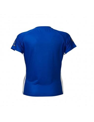 T-Shirt Kawasaki Femmes ST-R2206 Blue