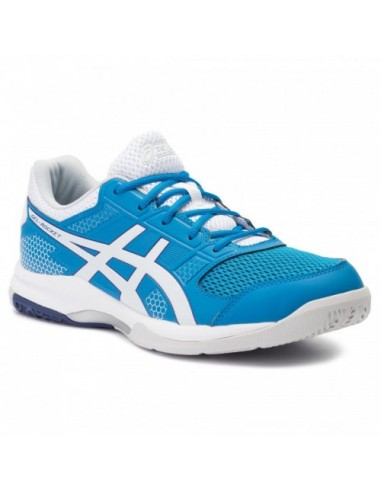 ASICS GEL ROCKET 8 RACE BLUE/WHITE