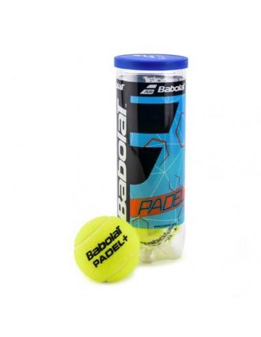Balles de padel Babolat Padel+