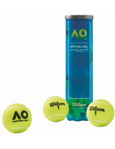 Balles de tennis Wilson australie open