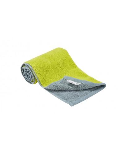 Handdoek Taan SK-21 geel/grijs