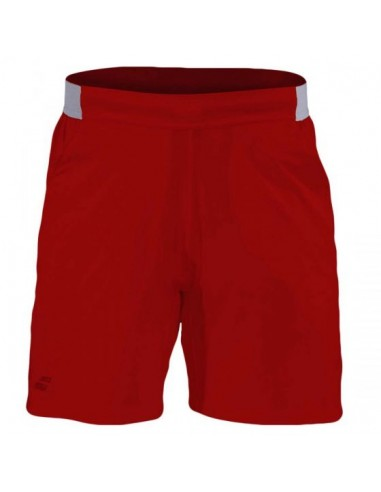 SHORT BABOLAT HOMME COMPETE 7'' ROUGE...