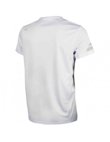 T-Shirt Babolat Homme Core Flag Club