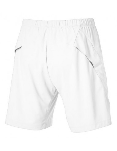 ASICS SHORT ATHLETE 7IN BLANC