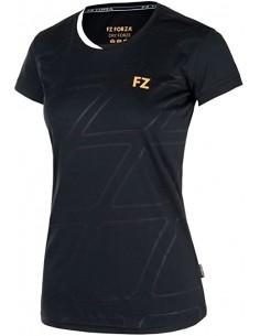 T-Shirt Forza Femme Gone Noir