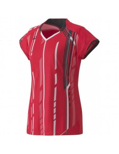Yonex Polo Vrouwen Team+ 20235 Rood