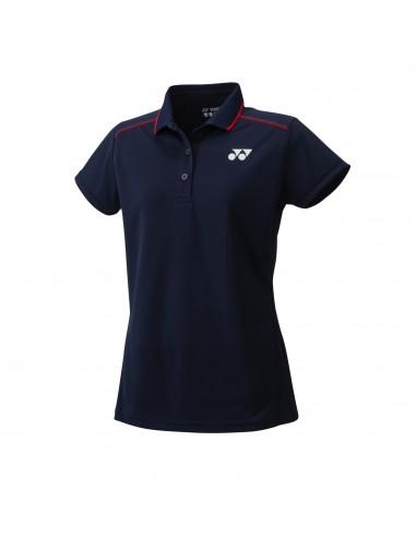 Polo Yonex Femme Team Bleu