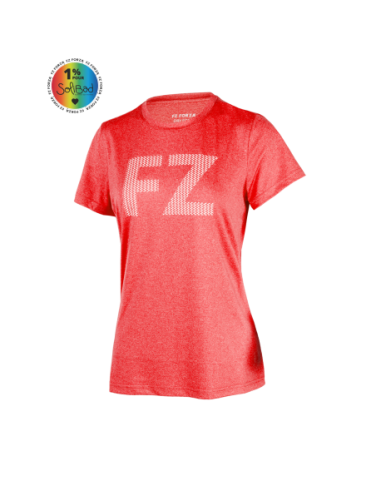 FORZA PANAMA T-SHIRT FEMME CORAIL