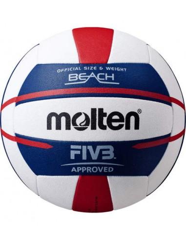 BALLON DE BEACH-VOLLEY V5B5000-WN...