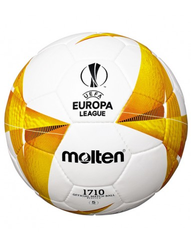 copy of GESMOLTEN VOETBAL REPLICA UEFA